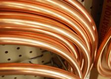 Flexible Copper Pipe