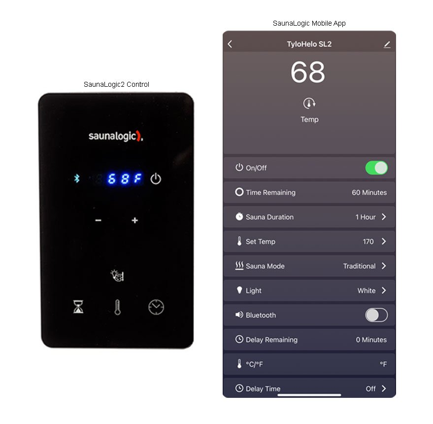 SL2 control and mobile app