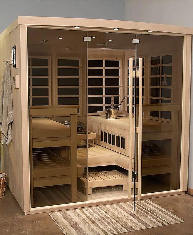 Finnleo infrared sauna