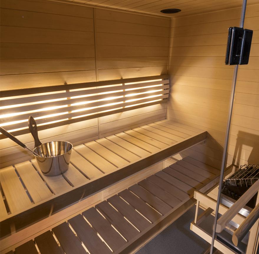 Hallmark 46 Interior