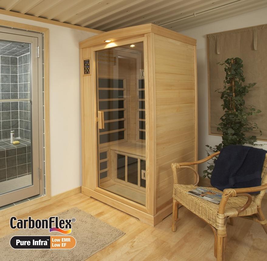 b-series 810 sauna