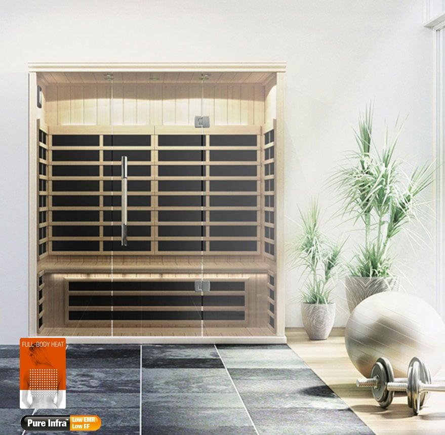 indoor infrared sauna