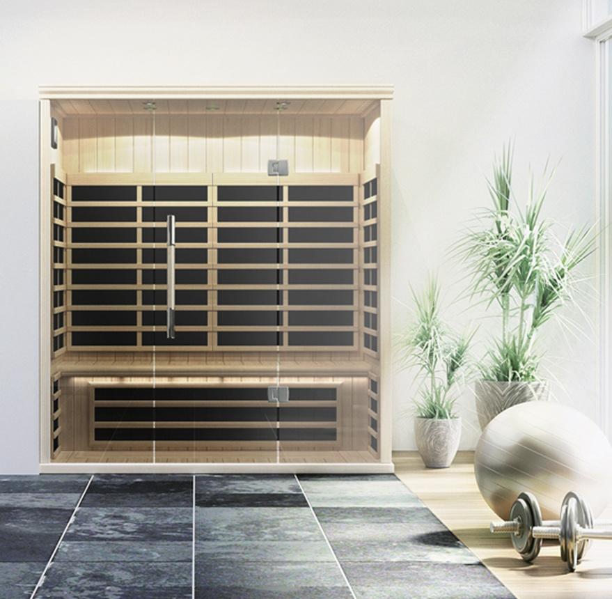infrared-s-series-830 sauna