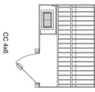 Custom-Cut 4x6