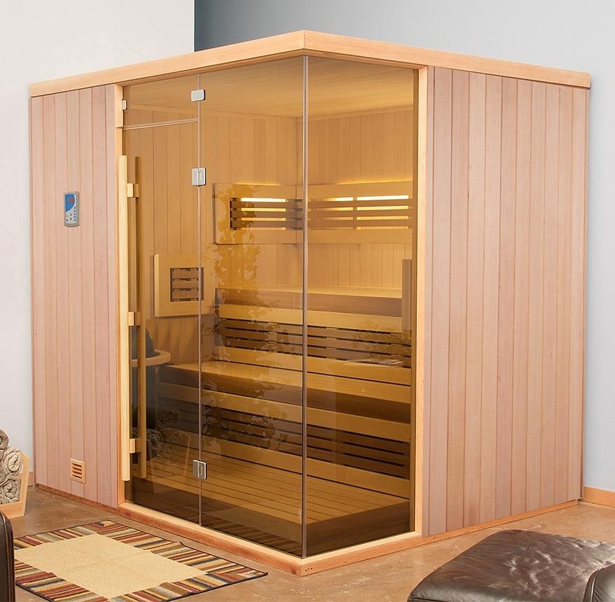 reflections designer sauna