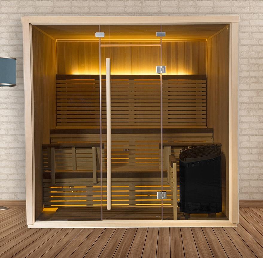 serenity-sauna