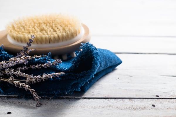 sanuna skin care traditional brush