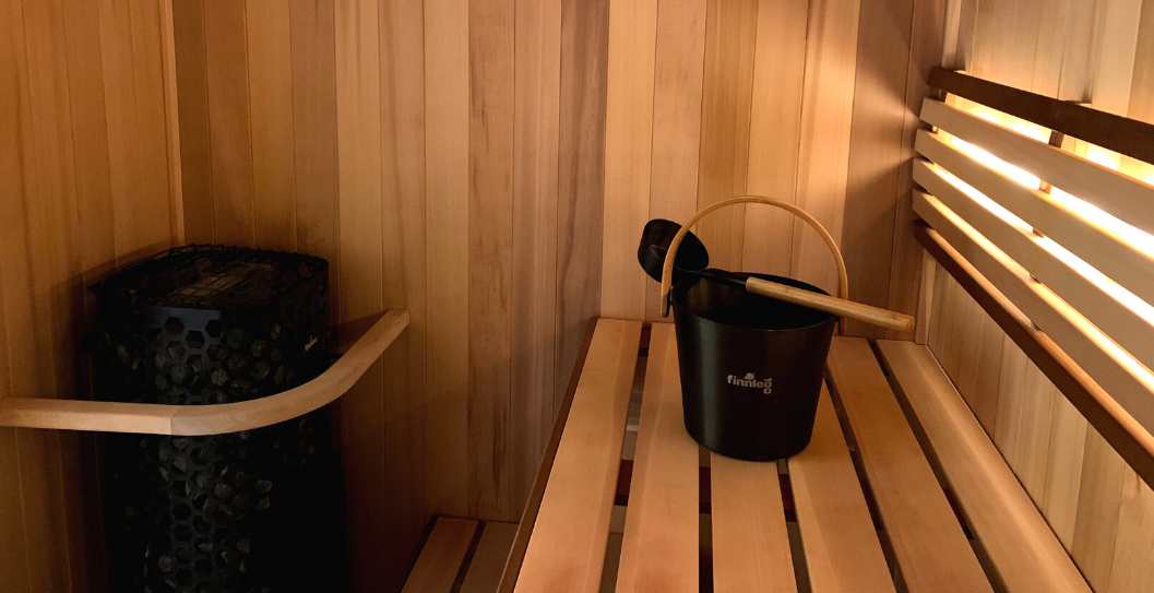 Old to New – Custom Sauna Remodel featured image