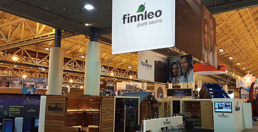 Finnleo Introduces New Sauna Heaters & More at IPSE featured image