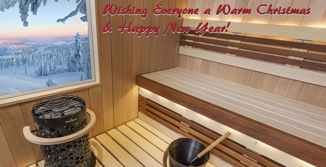 The Christmas Sauna - Original Post December 24, 2012 featured image