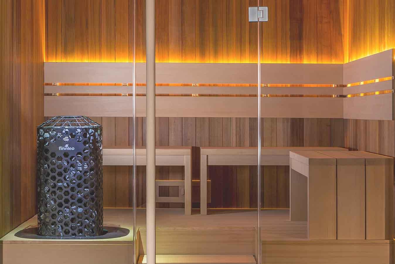 home sauna finnleo pure sauna official corporate site. Black Bedroom Furniture Sets. Home Design Ideas