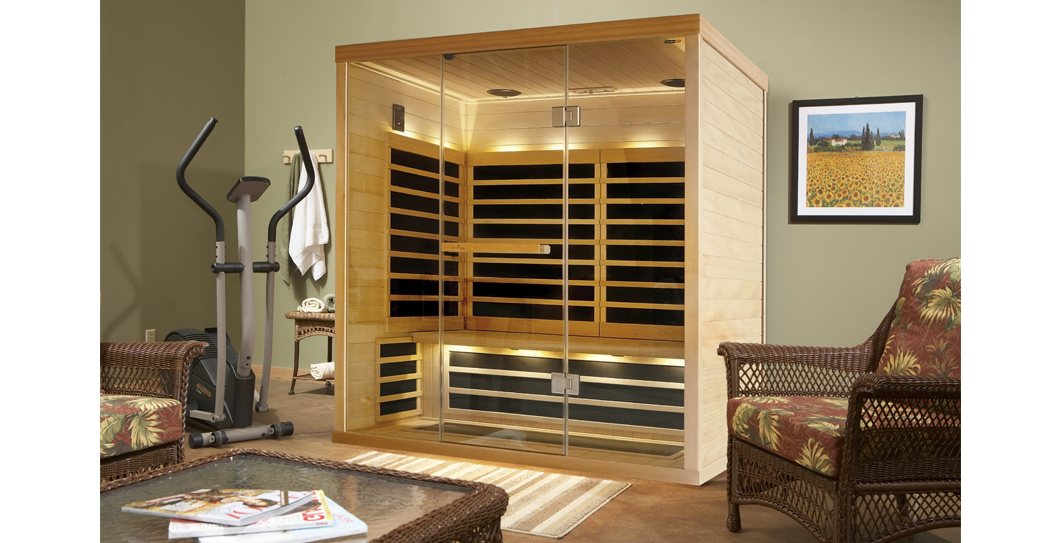 New to the Infrared Sauna Industry: InfraLogic2 Control with Mobile App featured image