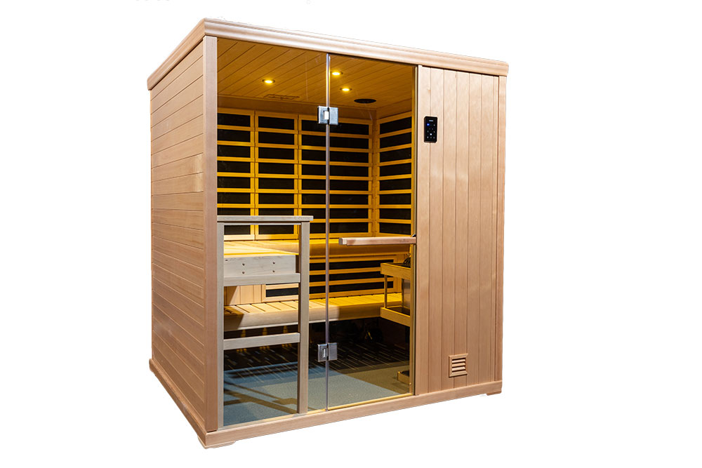 Infrared and Traditial Sauna in One | Blog | Finnleo featured image