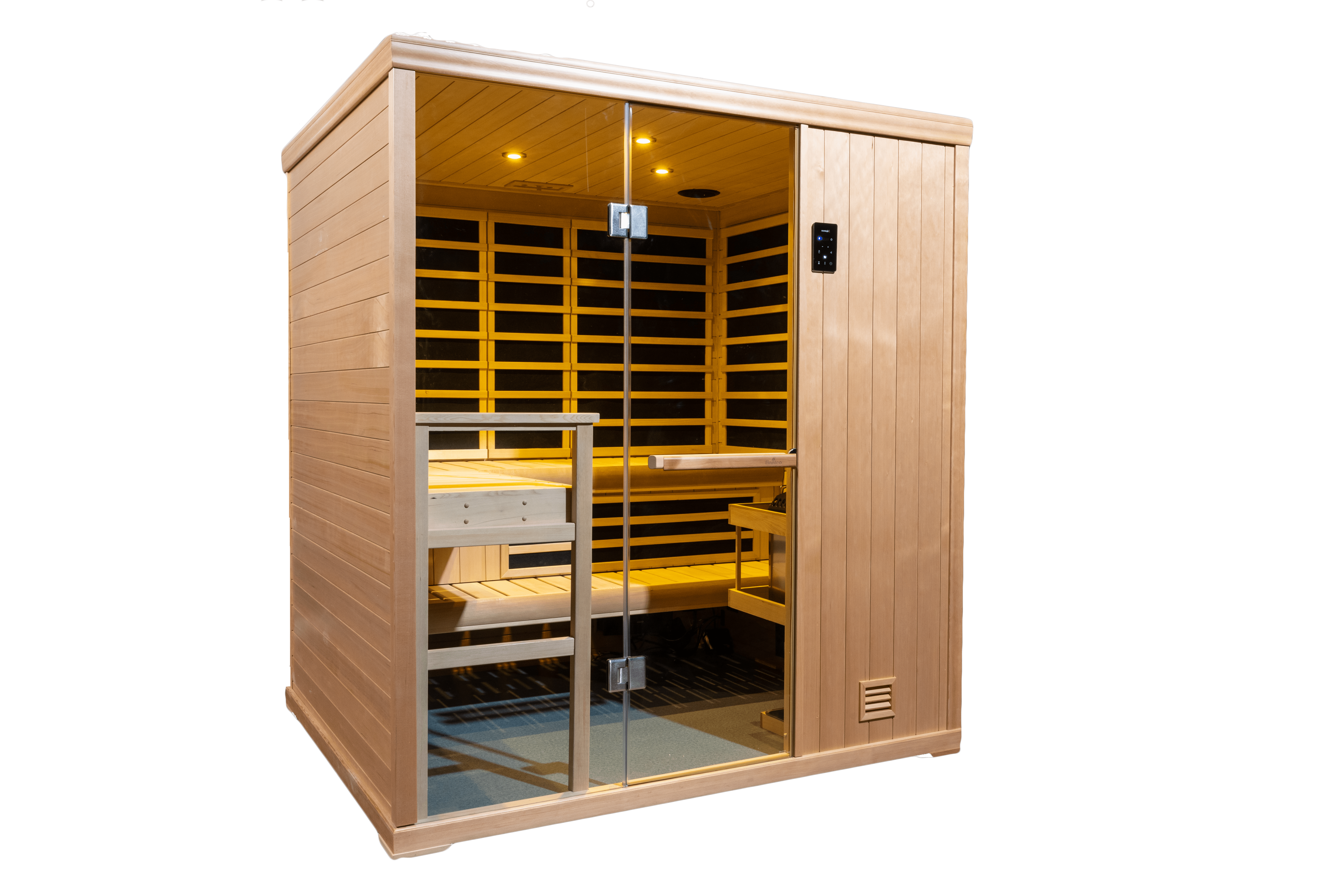 It's the Best of Both Worlds – Traditional AND Infrared in ONE sauna featured image