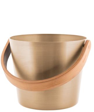 Sauna Bucket - Champagne