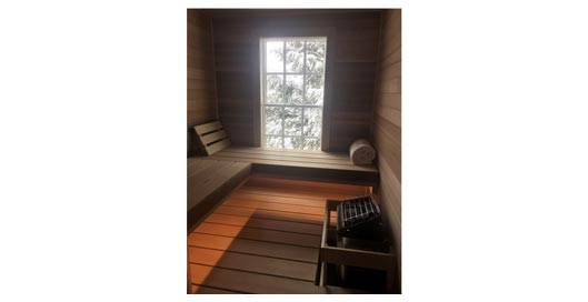 Testimonial: My Home Sauna is Not Only Good for my Body but for my Mind featured image
