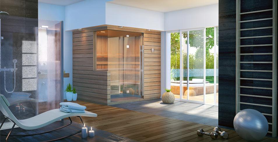 Bring the Health Club Sauna Home featured image