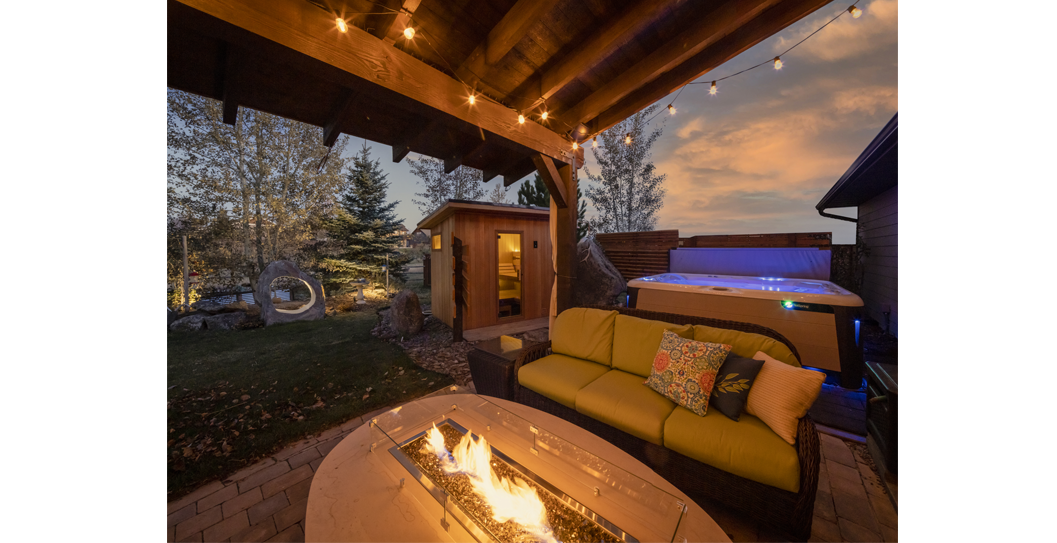 Include a Sauna in Your Backyard Retreat featured image