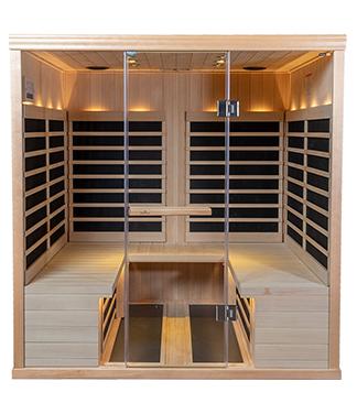 infrared-s-series-840 sauna