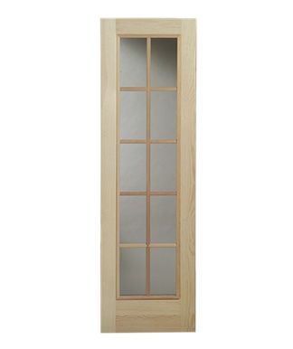 sauna windows and doors