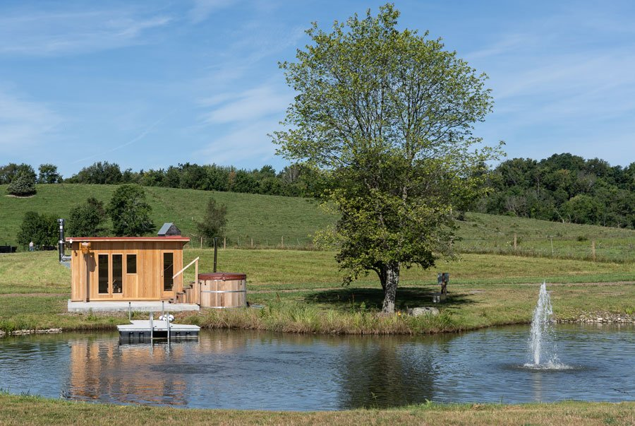 country-sauna-front-view