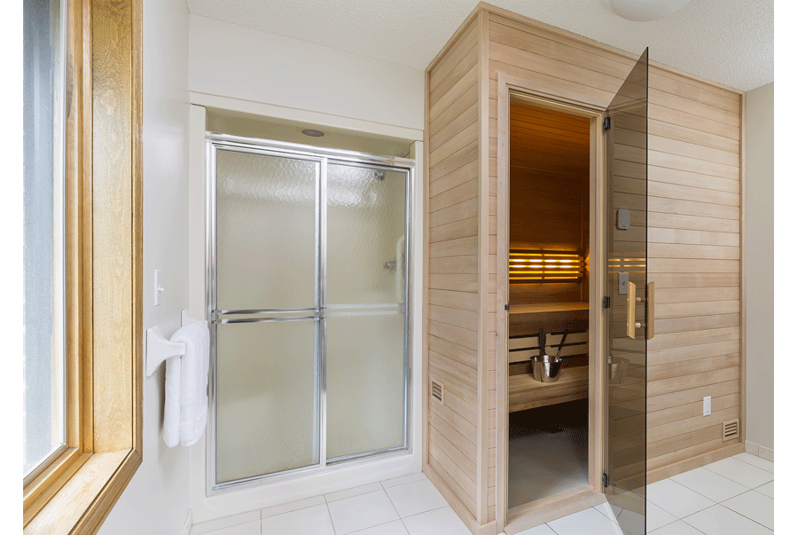 jetted-tub-replaced-with-sauna